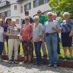 Besuch des Schloss Schönberg